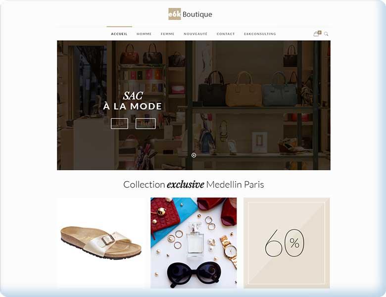 boutique-en-ligne-e6kconsulting-demo